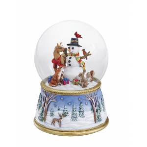Breyer A Gathering of Friends - Musical Snow Globe