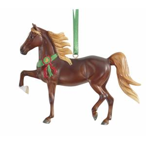 Breyer 2017 Morgan - Beautiful Breeds Ornament