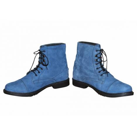 Tuffrider Blue Suede Shoes -Ladies