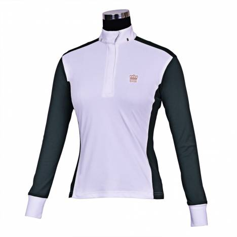GHM by Equine Couture Champion Long Sleeve Show Shirt- Ladies