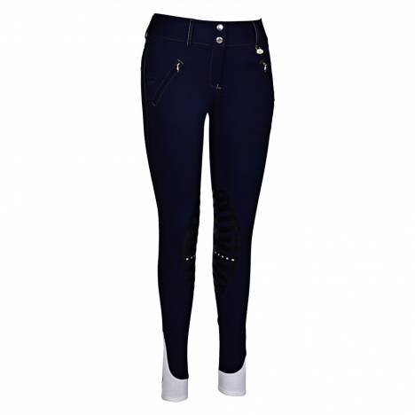 GHM by Equine Couture Derby Knee Patch Breeches-Ladies