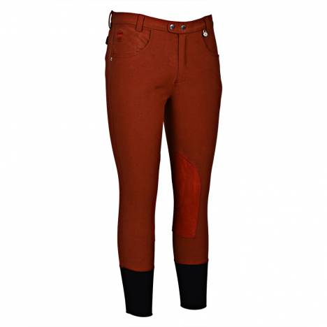 GHM by Tuffrider Grand Prix Knee Patch Breeches- Mens