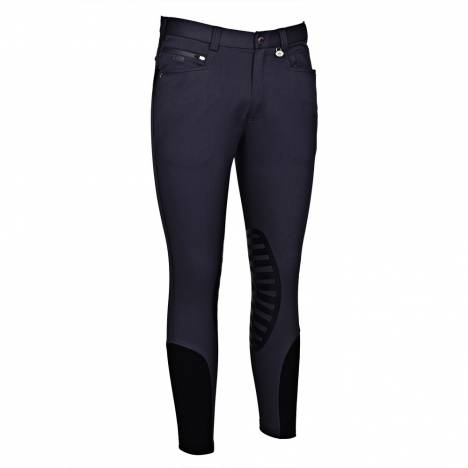 GHM by Tuffrider Rider Knee Patch Breeches- Mens