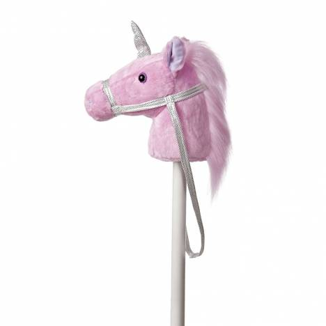 Intrepid Giddy Up Fantasy Stick Horse- Unicorn