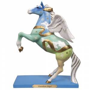 The Trail Of Painted Ponies Guardian Angel