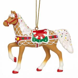 The Trail Of Painted Ponies Sweet Treat Round Up Ornament
