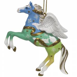 The Trail Of Painted Ponies Guardian Angel Ornament