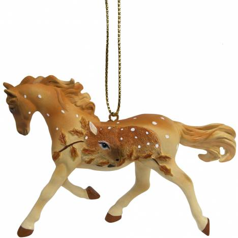 The Trail Of Painted Ponies Fawn Memories Ornament