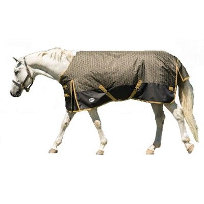 Exselle North Wind Supreme Turnout Blanket - Wow Pattern