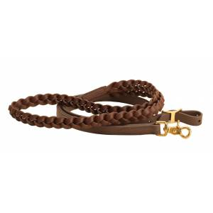 Tory Leather All Weather Trail Rein-Braided
