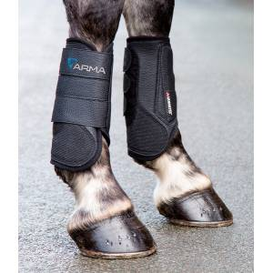 Shires Arma Cross Country Boot - Front