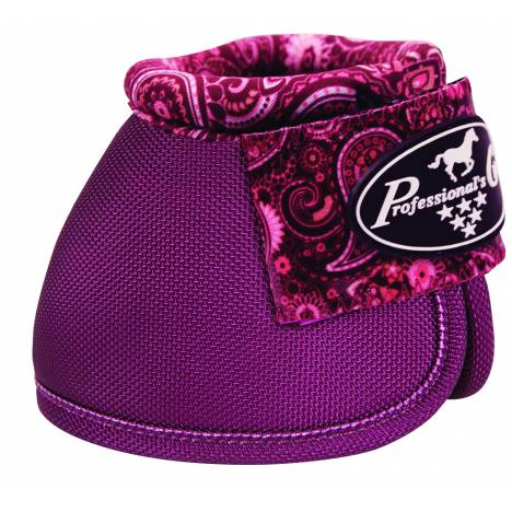 Professional's Choice Ballistic Overreach Boots - Paisley Wine