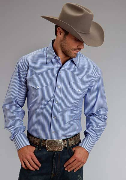 55013d72 Stetson Shirts | Stetson Men's Shirts and Clothing at CJ Online Stores