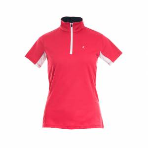 HorZe Supreme Trista Womens Short Sleeve Functional Shirt