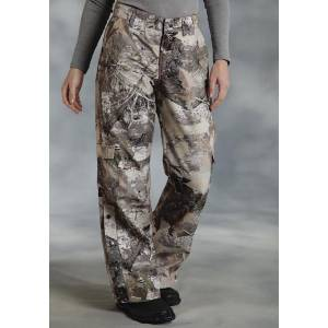 Roper Ladies Winter Bonded Softshell Outdoor Pants