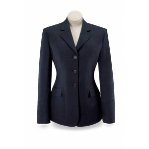 RJ Classics R.J. Devon Coat - Ladies - Navy Herringbone