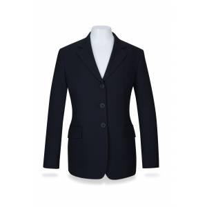 RJ Classics R.J. Hampton Coat - Ladies - Black Herringbone
