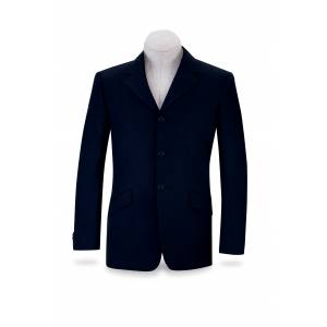 RJ Classics R.J. National Coat - Mens - Navy Herringbone
