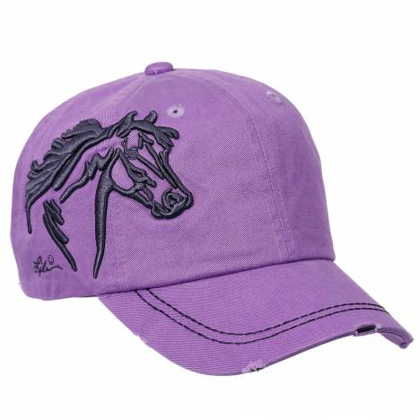Kelley 3-D Horse Head Cap - Ladies