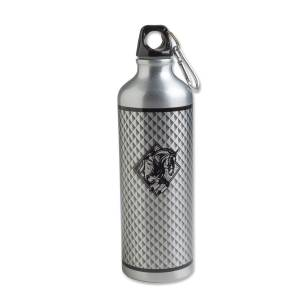 Kelley Diamond Jumper Aluminum Sports Bottle With  Carabiner