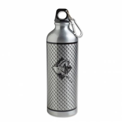 Kelley Diamond Gallop Aluminum Sports Bottle With Carabiner