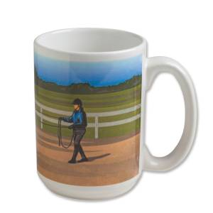 Kelley Special Moments Midday Lunge Ceramic Mug