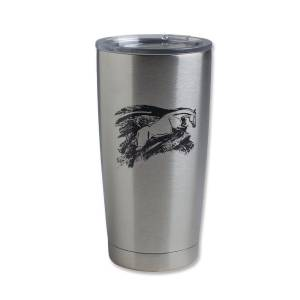 Kelley Jumping Horse Vacuum Sealed Tumbler