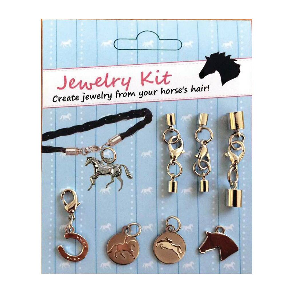 Kelley do it yourself horse hair jewelry kit with jumper dressage kelley do it yourself horse hair jewelry kit with jumper dressage charms solutioingenieria Image collections