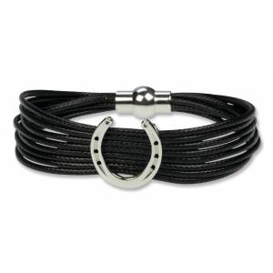 Kelley Horseshoe Bracelet