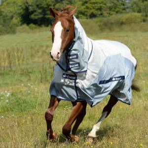 Bucas Buzz Off Full Neck Rain Sheet