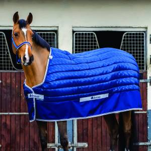 Bucas Select Quilted Lined Stable Blanket - 300gm