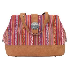 Bandana Buena Vista Multi Compartment Large Tote - Ladies
