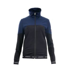 B Vertigo Hannah Reversed Fleece Jacket- Ladies