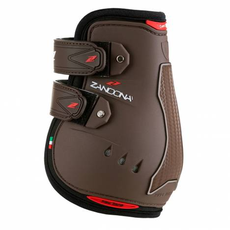 Zandona Carbon Air Fit hook & loop fastener-Fetlock