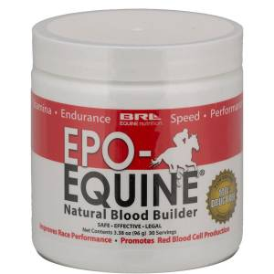Epo-Equine Jar - 30 Servings
