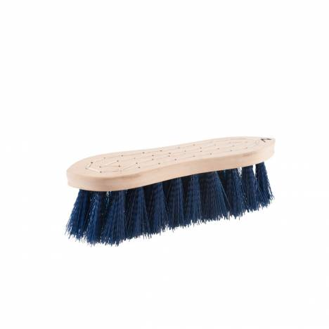 Horze Wood Back Firm Brush - 2 Inch