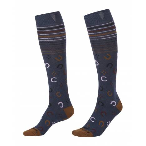 Kerrits Shoe-In Wool Socks-Ladies