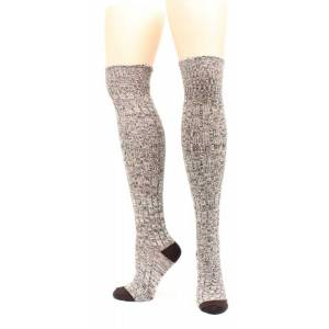Ariat Ladies Above The Knee Marbled Socks