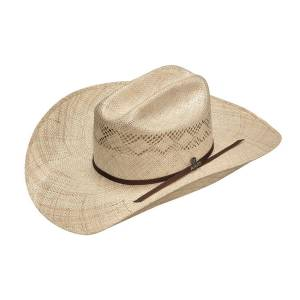 Ariat Mens 7X Sisal SS/Ss Ribbon Band Western Hat