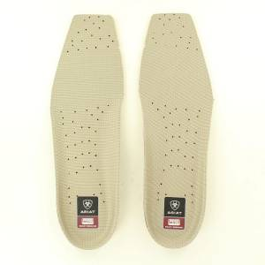 Ariat Mens ATS Pro Footbed Wide Square Toe Insoles