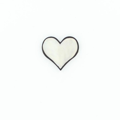 Western Moments Heart Magnet