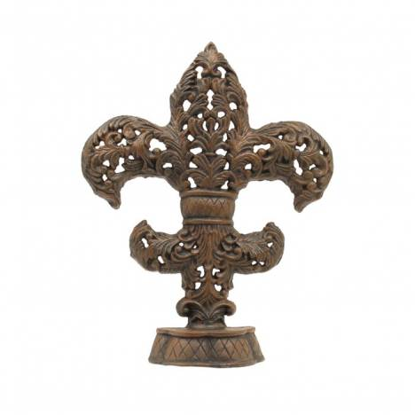 Western Moments Iron Standing Fleur