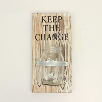 Western Moments Keep The Change Wall Decor