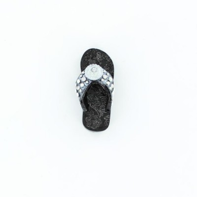 Western Moments Round Concho Flip Flop Magnet