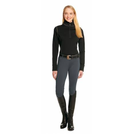 Ovation Equinox 3-Season Knee Patch Breeches - Ladies