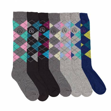 Ovation Tech Cotton Socks - Ladies