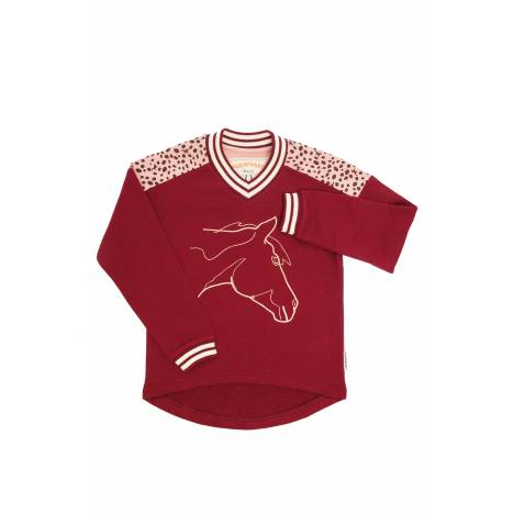 Horseware Sweater Top- Girls