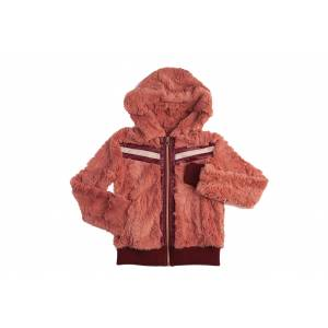 Horseware Super Luxe Faux Fur Hoody- Girls