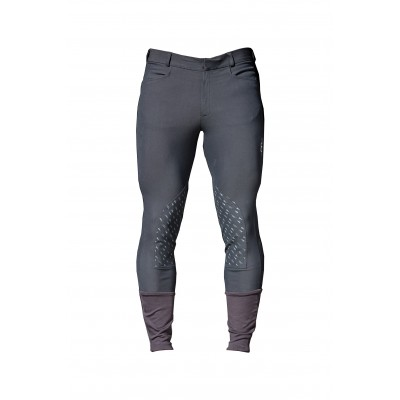 Alessandro Albanese Silicon Breeches- Mens, Knee Patch