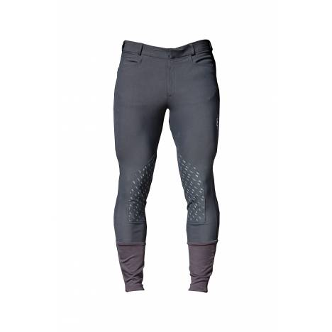 Horseware Alessandro Albanese Silicon Breeches- Mens, Knee Patch